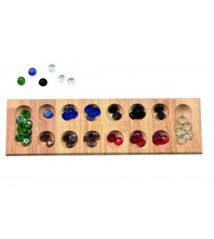 Joc de societate Egmont toys, Mancala (Kalaha) - Jocuri de îndemânare