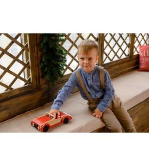 Masina decapotabila handmade, Marc toys - Vehicule de jucărie