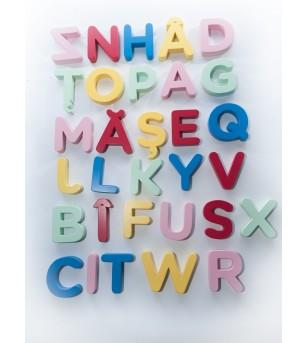 Set alfabet, Marc toys - Jucării limbaj