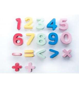 Set cifre, Marc toys - Jucării matematică