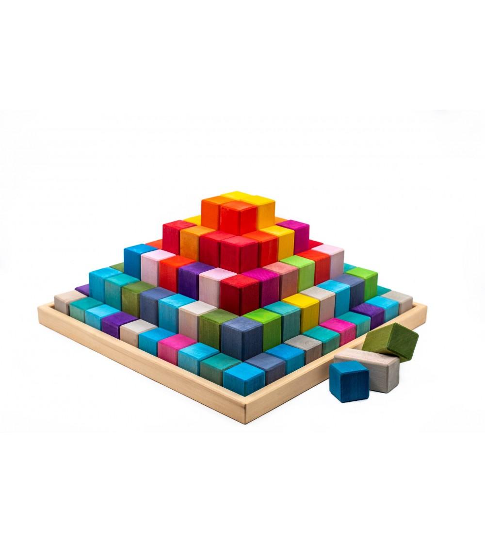 Set Handmade, Orasul mic Marc toys - Jucării de lemn si Montessori