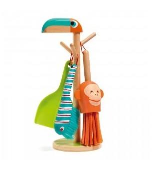 Set pentru curatenie Djeco - Seturi de menaj si bricolaj copii