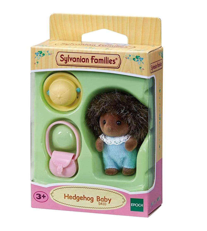 Figurine Sylvanian Families 5410 - Bebelusul Arici - Figurine