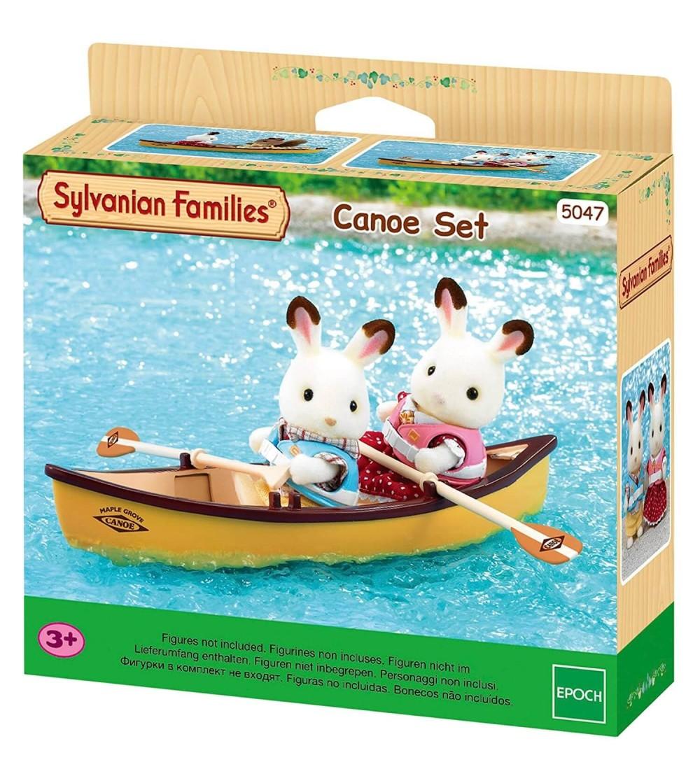 Sylvanian Families 5047 - Set Canoe - Figurine