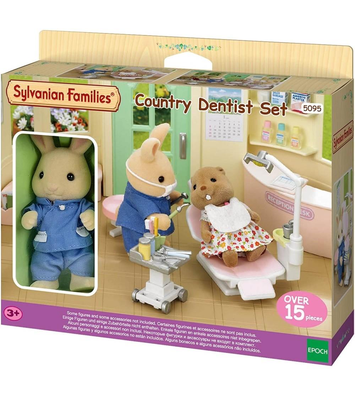 Sylvanian Families 5095 - cabinetul stomatologic - Figurine