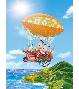 Sylvanian Families 5255 - Sky Ride Adventure - Figurine