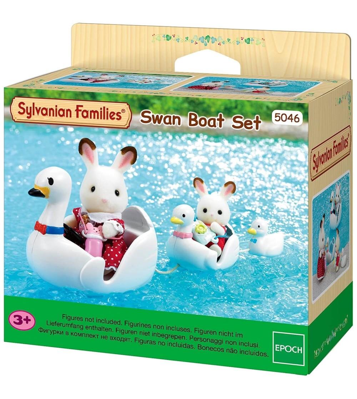 Sylvanian Families 5046 - Barca lebada - Figurine
