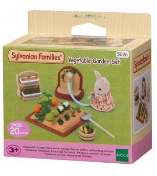 Sylvanian Families 5026 - gradina de legume - Figurine