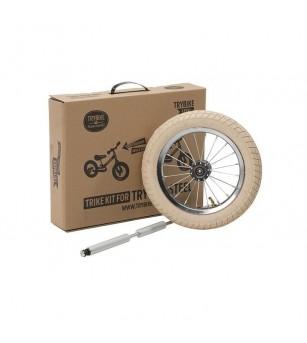 Kit tricicleta copii fara pedale vintage , Trybike - Biciclete, trotinete