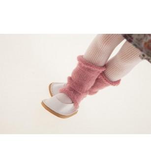 Papusa fetita Emily cu coc si jacheta, 33 cm, Antonio Juan - Papusi