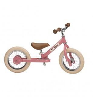 Bicicleta fara pedale vintage, roz, Trybike - Biciclete, trotinete