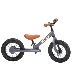 Bicicleta fara pedale, gri Trybike - Biciclete, trotinete
