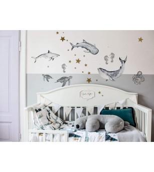 Sticker decorativ Dekornik, Happy Ocean - Stickere perete