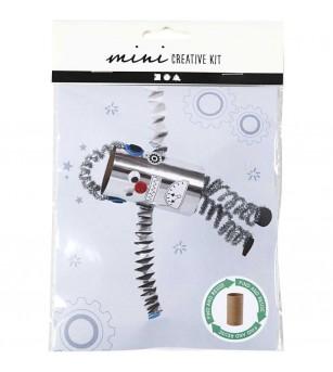 Mini kit creativ - Robot - Crafturi
