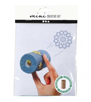 Mini kit creativ - Caleidoscop - Crafturi