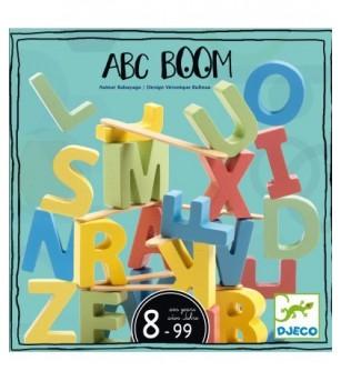 Joc de vocabular si indemanare ABC Boom, Djeco - Jucarii magnetice