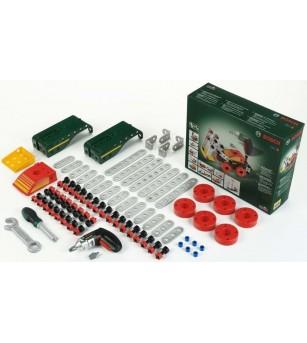 Joc de constructie masina Bosch Ixolino - Jocuri construcție
