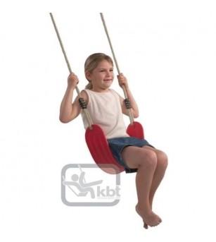Leagan flexibil Wraparound - Rosu - Locuri de joacă
