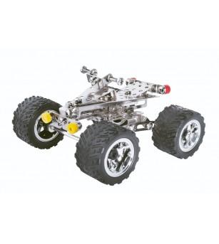 Set Eitech de constructie - Masini de curse - Jocuri construcție