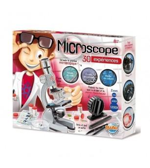 Microscop Buki France - 30 experimente - Știință și tehnică