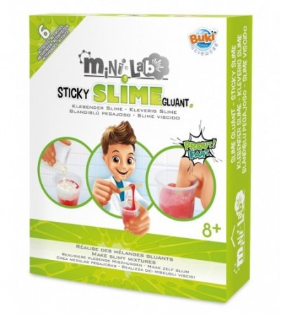 Kit Buki France - Mini- laboratorul de slime