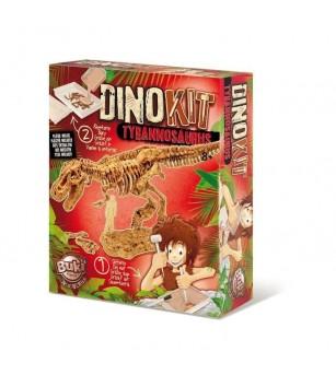 Joc educativ Paleontologie - Tyrannosaurus Rex - Mediu înconjurător
