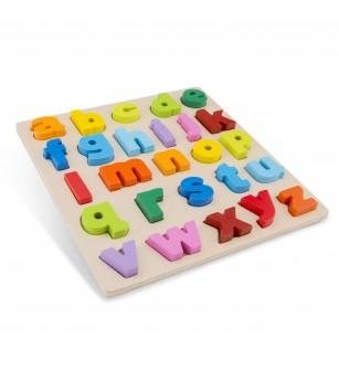 Puzzle Alfabet - Litere Mici - Puzzle-uri
