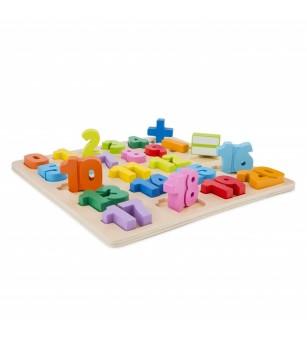 Puzzle Numere - Puzzle-uri