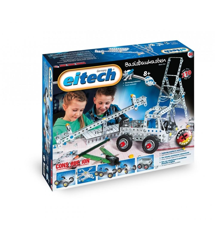 Set Eitech de constructie - Set Basic - Jocuri construcție