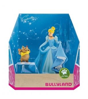 Set 2 figurine Bullyland - Cenusareasa - Figurine