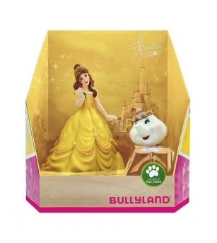 Set 2 figurine Bullyland - Frumoasa si Bestia - Figurine