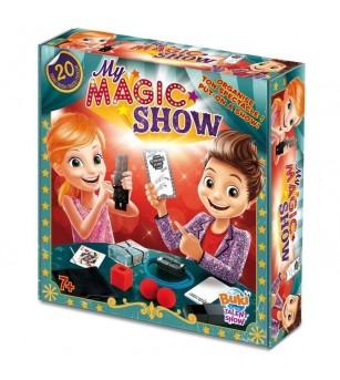 Set magie Buki France - Spectacolul meu de magie