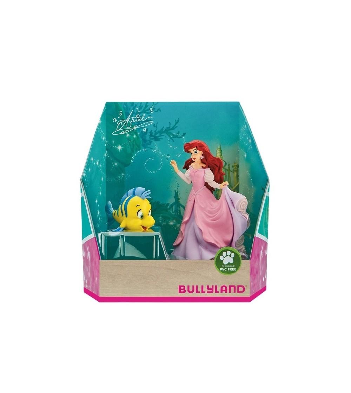 Set 2 figurine Bullyland - Mica Sirena - Figurine