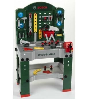 Statie de lucru - Bosch - Seturi de menaj si bricolaj copii