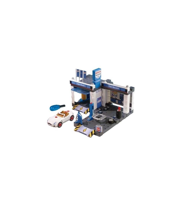 Statie reparatii masini cu spalatorie Bosch - Vehicule de jucărie