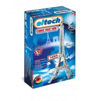Set Eitech de constructie - Turnul Eiffel - Jocuri construcție