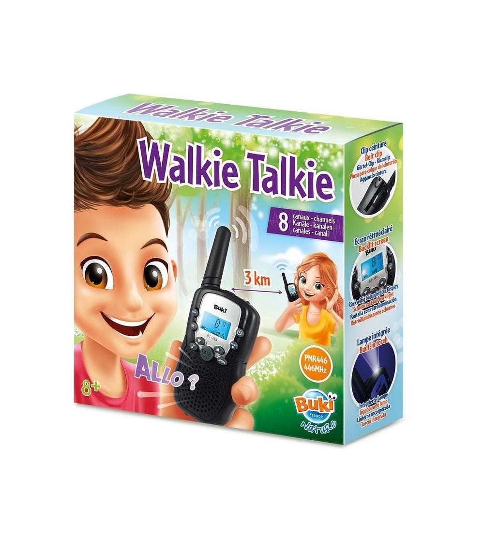 Buki France - Walkie Talkie - Seturi de pompier si politist