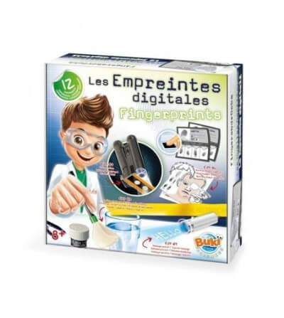 Joc educativ Buki France - Kit Amprente Digitale