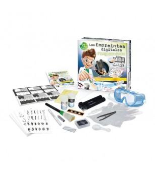 Joc educativ Buki France - Kit Amprente Digitale - Știință și tehnică