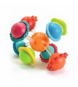 Jucarie Motricitate Fat Brain Toys Wimzle - Jucării bebeluși
