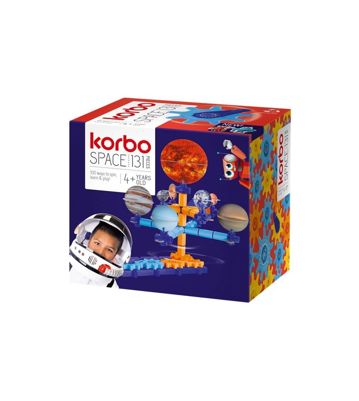 Set KORBO Space 131 - Jocuri construcție