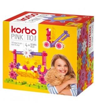 Set KORBO Pink 110