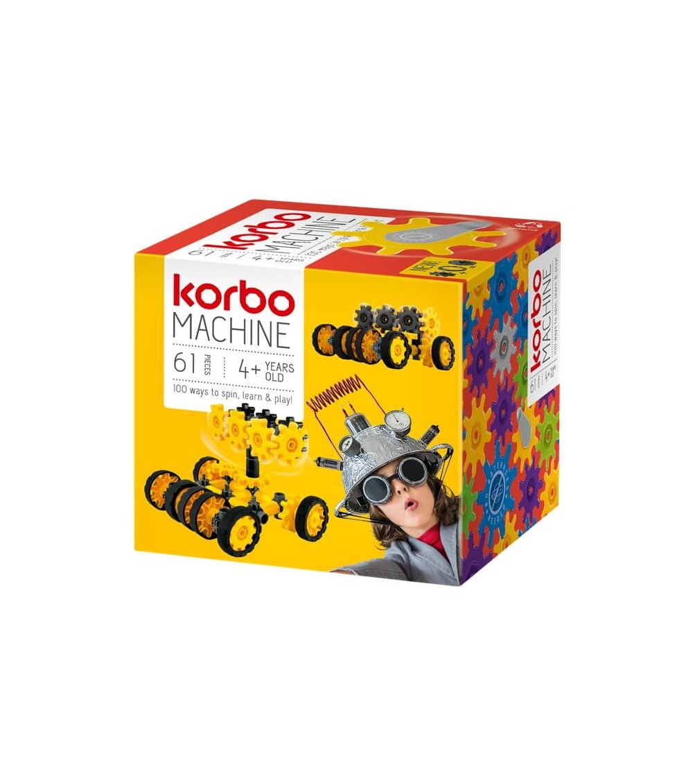 Set KORBO Machine 61