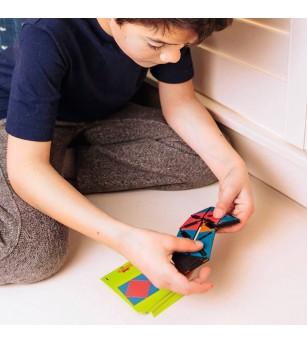 Joc de inteligenta Fat Brain Toys Ivan's Hinge - Jucării logică