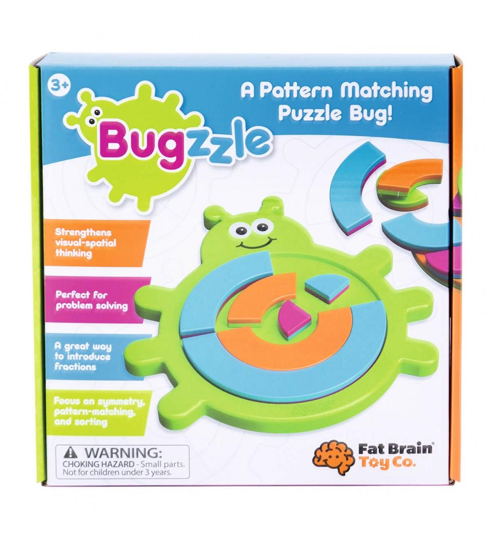 Joc de inteligenta Bugzzle Fat Brain Toys - Logică