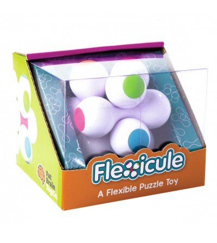 Jucarie de motricitate Fat Brain Toys Flexicule - Jucării motrice