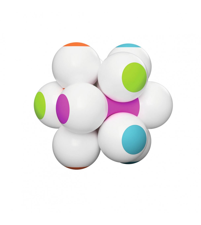 Jucarie de motricitate Fat Brain Toys - Flexicule