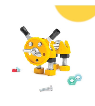 Kit de construit OFFBITS PuppyBit - Jocuri construcție