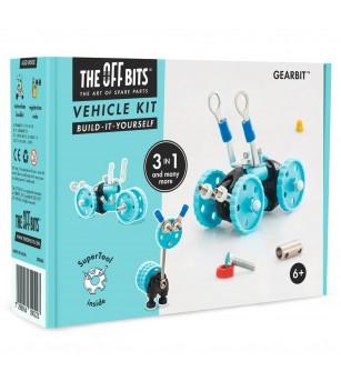 Kit de construit OFFBITS GearBit - Jocuri construcție