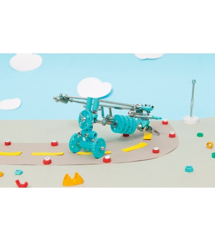 Kit de construit OFFBITS Airbit - Jocuri construcție